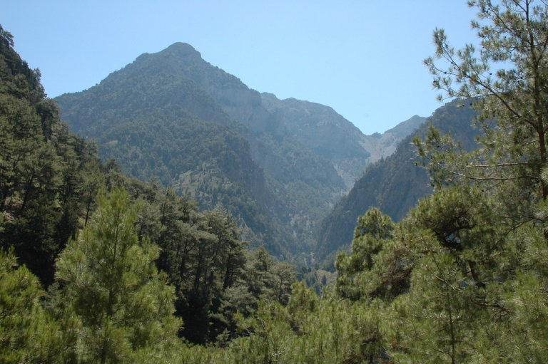 Samaria Gorge: � flickr user- resride2k...