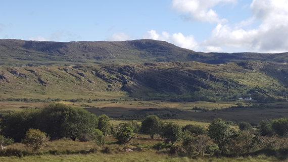 Ireland Kerry/Cork, Ireland's SW Peninsulas, Central Beara, Beara Way, Walkopedia