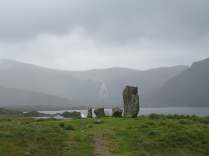 Ireland's SW Peninsulas: Uragh Stone Circle - © William Mackesy