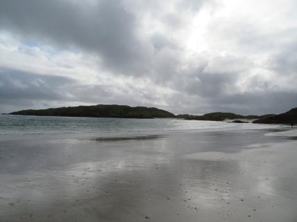 Ireland Kerry/Cork, Ireland's SW Peninsulas, Iveragh, Derryname beach, Walkopedia