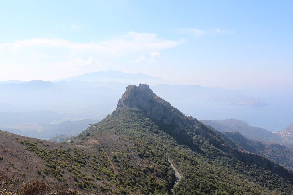 Elba GTE: Castello del Volterraio