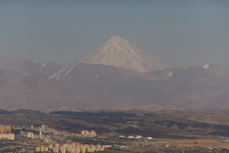 Damavand: Damavand - © Flickr user DavidSandoz