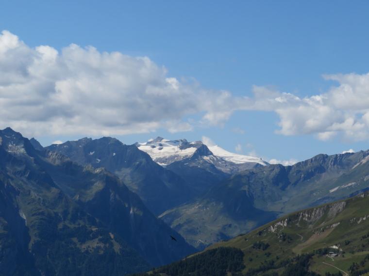 Austria Hohe Tauern, Granatspitze Ridge, Grossvenediger massif from Panoramaweg, Walkopedia