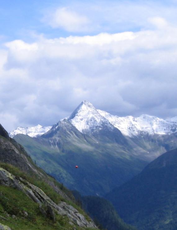 Austria Hohe Tauern, Above Virgental Valley, Lasorling , Walkopedia
