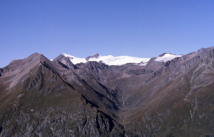 Austria Hohe Tauern, Above Virgental Valley, Venediger-Timmeltal , Walkopedia