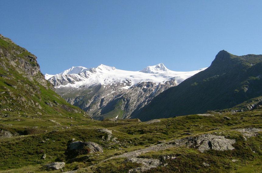 Austria Zillertal Alps, Zillertal Alps, Hohenweg, Walkopedia