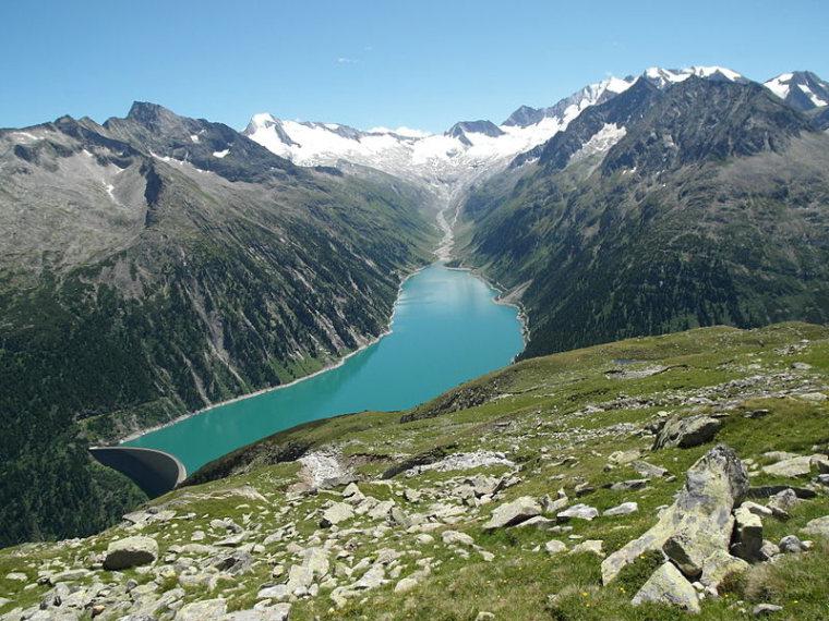 Austria Zillertal Alps, Zillertal Alps, Zillertal Hohenweg, Walkopedia