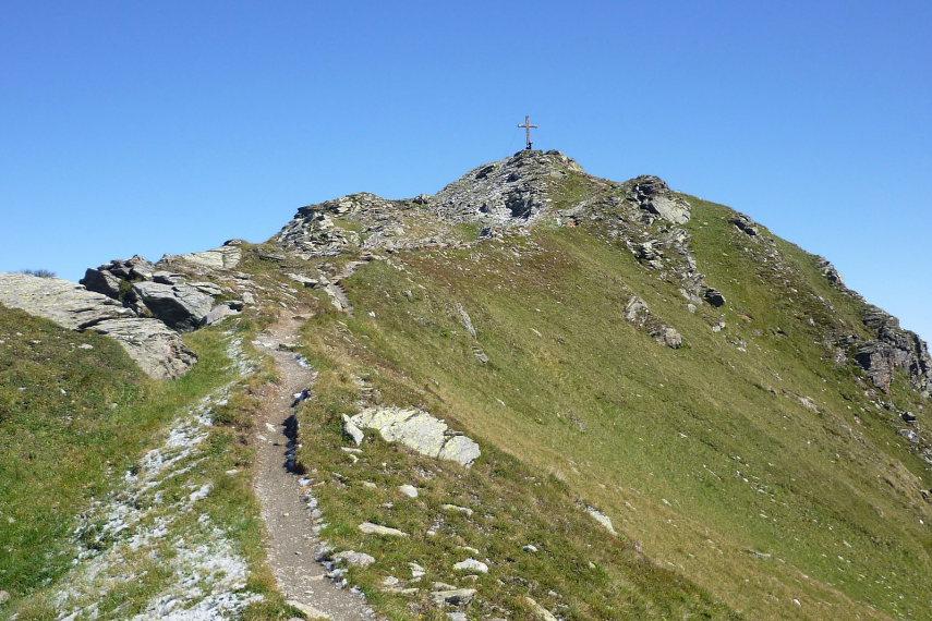 Austria Zillertal Alps, Zillertal Alps, Hohenweg-Madrisella, Walkopedia