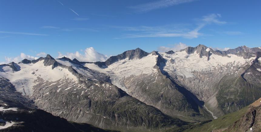 Austria Zillertal Alps, Zillertal Alps, Zilleratal Alps, Walkopedia