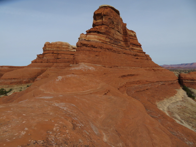 USA SW: Canyonlands NP, Circuit above Squaw Flats, the Needles, , Walkopedia
