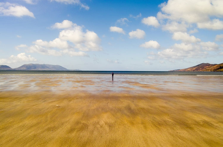 Dingle Beach - © By Flickr user Scarto