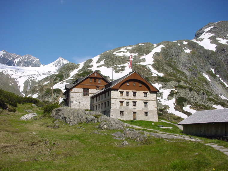 Berliner Hut: Berliner Hut  - © wiki user Krischan74