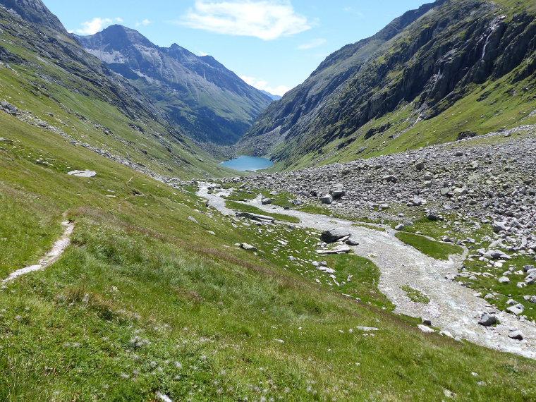 Above Kals am Grossglockner: Dorfer Tal - © wiki user Whgler