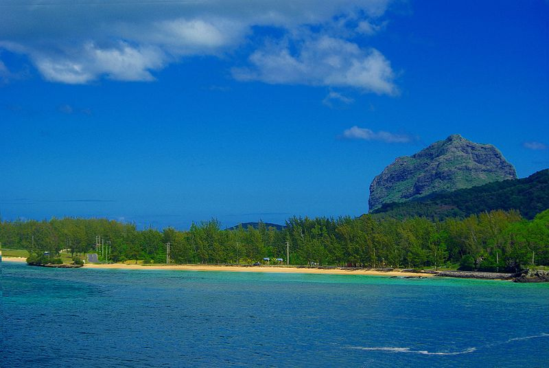 Le Morne Brabant  - © wiki user LisanneD