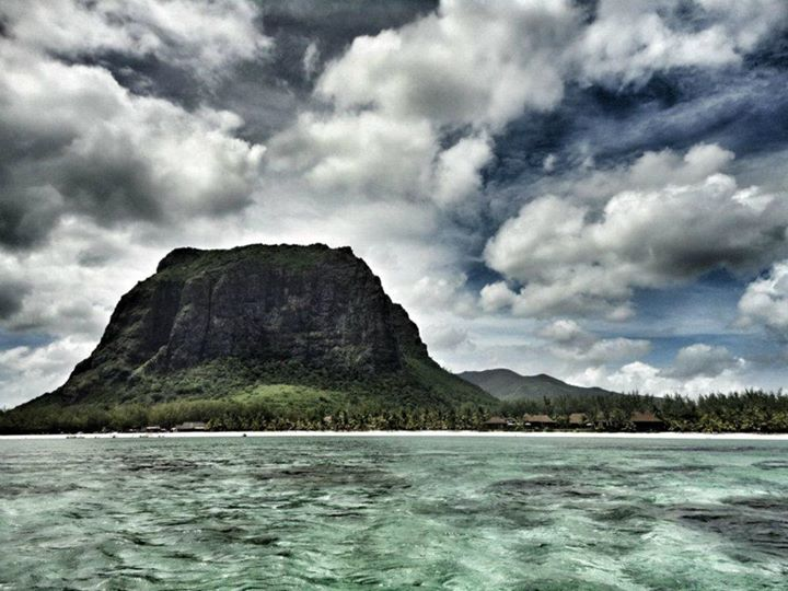 Le Morne Brabant - © wiki user Saida