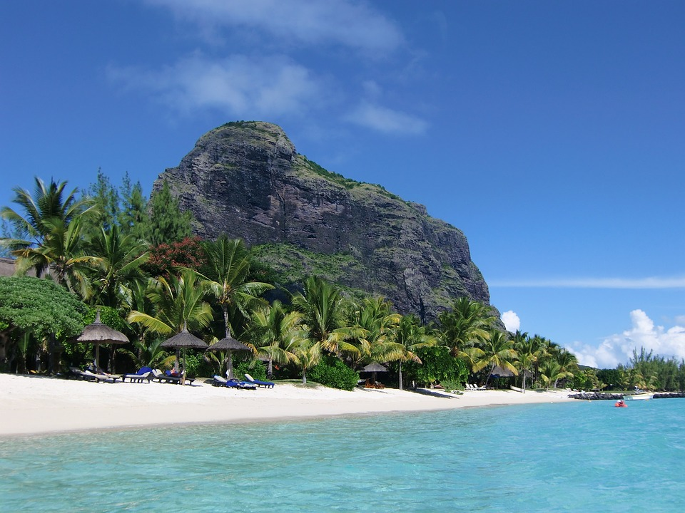 Le Morne Brabant: Le Morne - © pixabay user zeinhofer