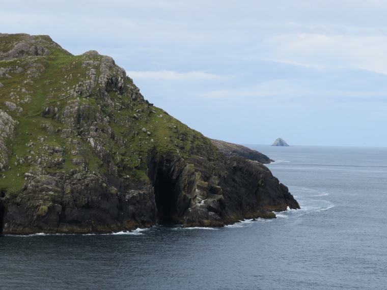 Dursey Island and Beara Far West      : © William Mackesy