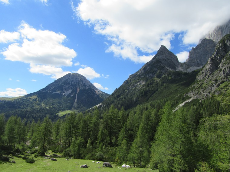 Northern Limestone Alps: Dachstein, Rottelstein and Tor pass - © William Mackesy