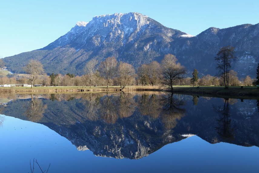Kaisergebirge - Zahmer_Kaiser  - © wiki user Rufus46