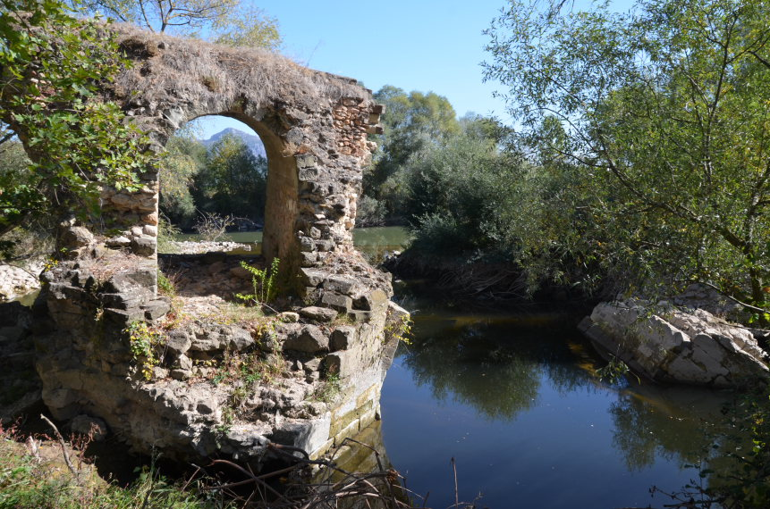 Phrygian Way: Roman bridge over the Sangarius River - © Flickr user Carole Raddato