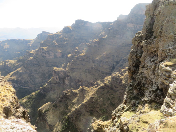 Ethiopia Simien Mts, Mt Buahit, , Walkopedia