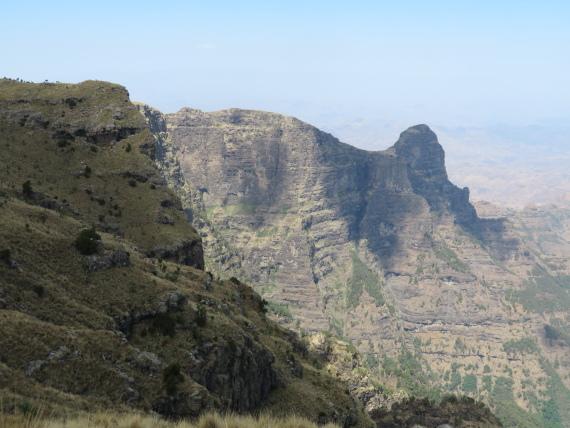 Ethiopia Simien Mts, Imet Gogo, , Walkopedia