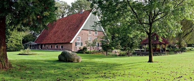 Netherlands East, Noaberpad, farm in the Achterhoek, Walkopedia