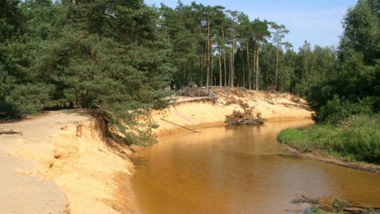 Netherlands East, Twentepad, Dinkel river-Lutterzand, Walkopedia