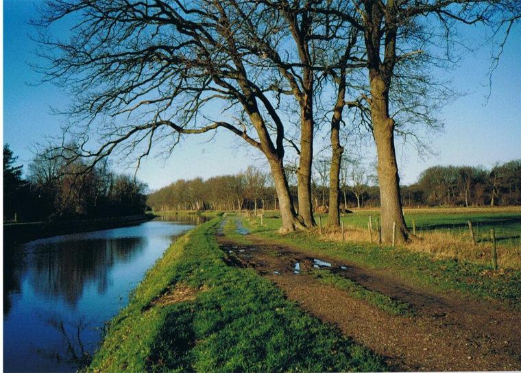 Netherlands East, Twentepad, Near Almelo, Walkopedia