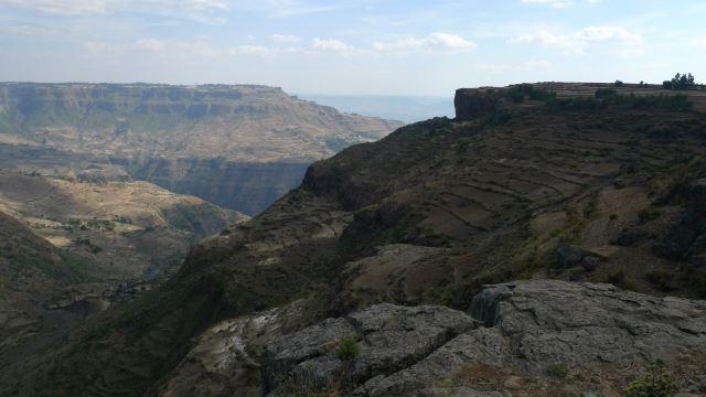 Ethiopia Lalileba Area, Around Lalileba, Wollo, Canyons , Walkopedia