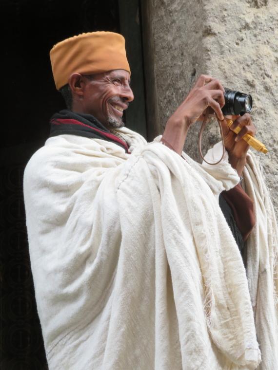 Ethiopia Lalileba Area, Around Lalileba, Ashetan Maryam, returning favour, Walkopedia