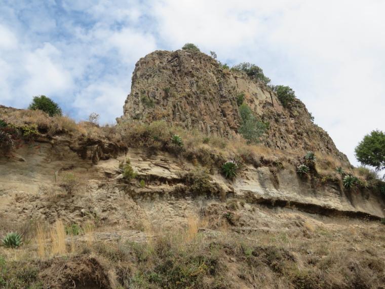 Ethiopia Lalileba Area, Around Lalileba, Ashetan Maryam, High butte, Walkopedia