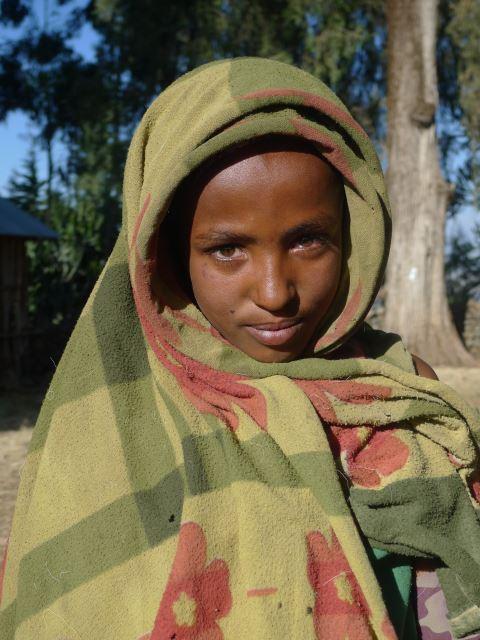 Ethiopia Lalileba Area, Around Lalileba, On Wollo walk , Walkopedia