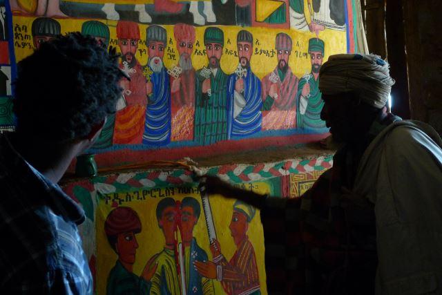 Ethiopia Lalileba Area, Around Lalileba, , Walkopedia