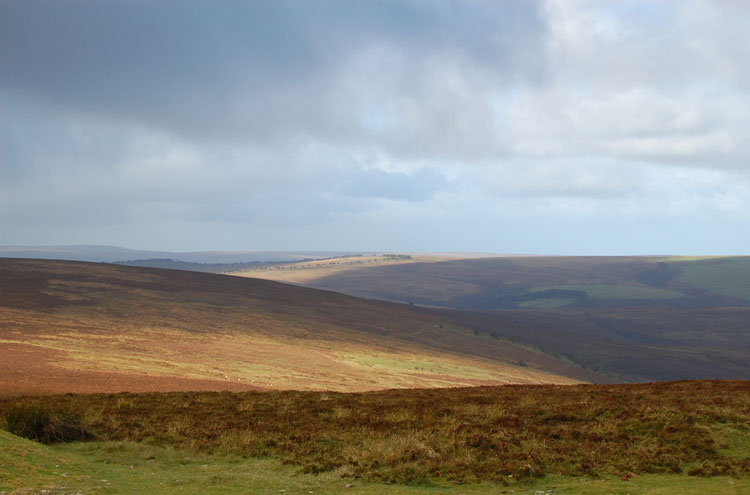 United Kingdom England South-west Exmoor, Exmoor, ViewFromDB-Strife, Walkopedia