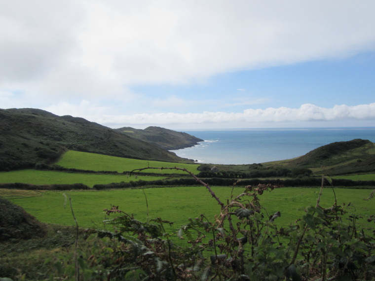 United Kingdom England South-west Exmoor, Exmoor, Coastal path east of Porlock 3, Walkopedia