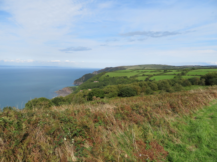 United Kingdom England South-west Exmoor, Exmoor, West of Heddon Valley, Walkopedia