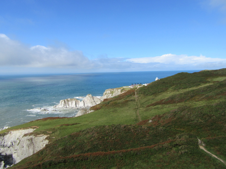United Kingdom England South-west Exmoor, Exmoor, Coastal path east of Porlock, Walkopedia