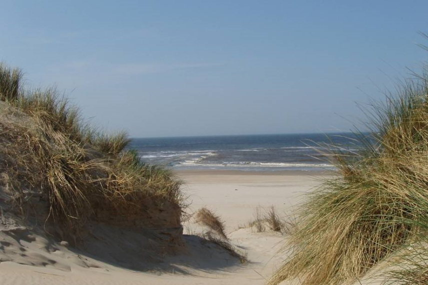 Netherlands North, Greater Friesland Path, The dunes of the North Sea, Walkopedia