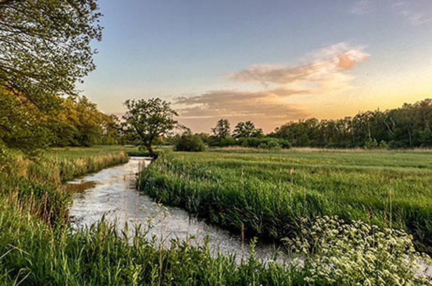 River Aa basin2 - © Hans Plas