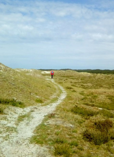 Greater Friesland Path: start of the Greater Friesland Path - © Hans Plas