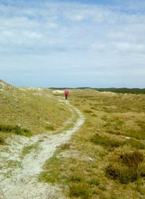 Netherlands North, Greater Friesland Path, start of the Greater Friesland Path, Walkopedia