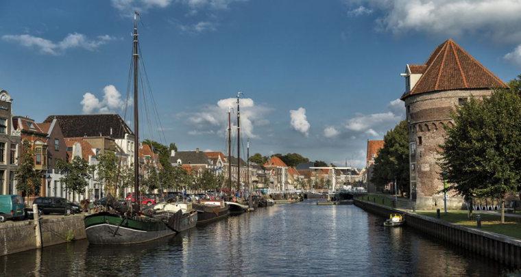 Vechtdalpad Zwolle city - © Hans Plas