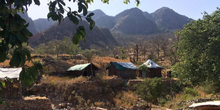 Goda Mountains: Bankouale - © Wikimedia user Skilla1st