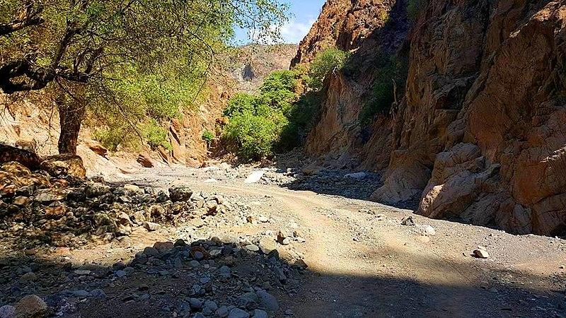 Goda Mountains: Valley in the Goda Mountains  - © Wikimedia user Skilla1st