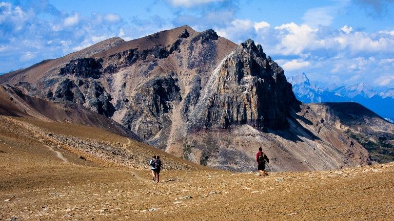 Jasper NP: Skyline Trail  - © flickr user Dallas R
