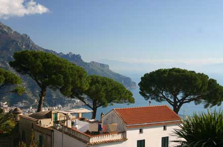 Italy Amalfi Coast, Around Ravello, Ravello - , Walkopedia