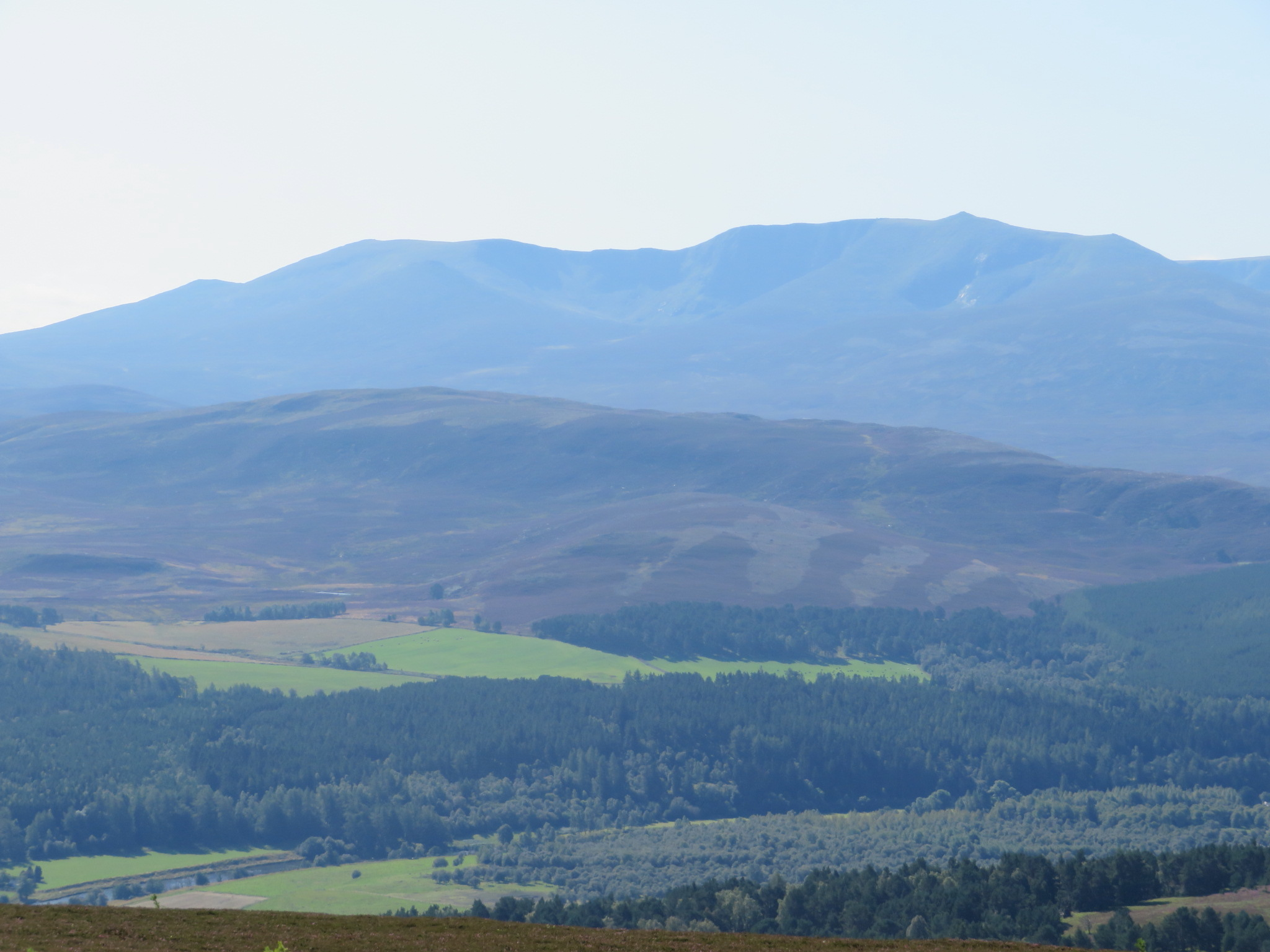 South to Lochnagar