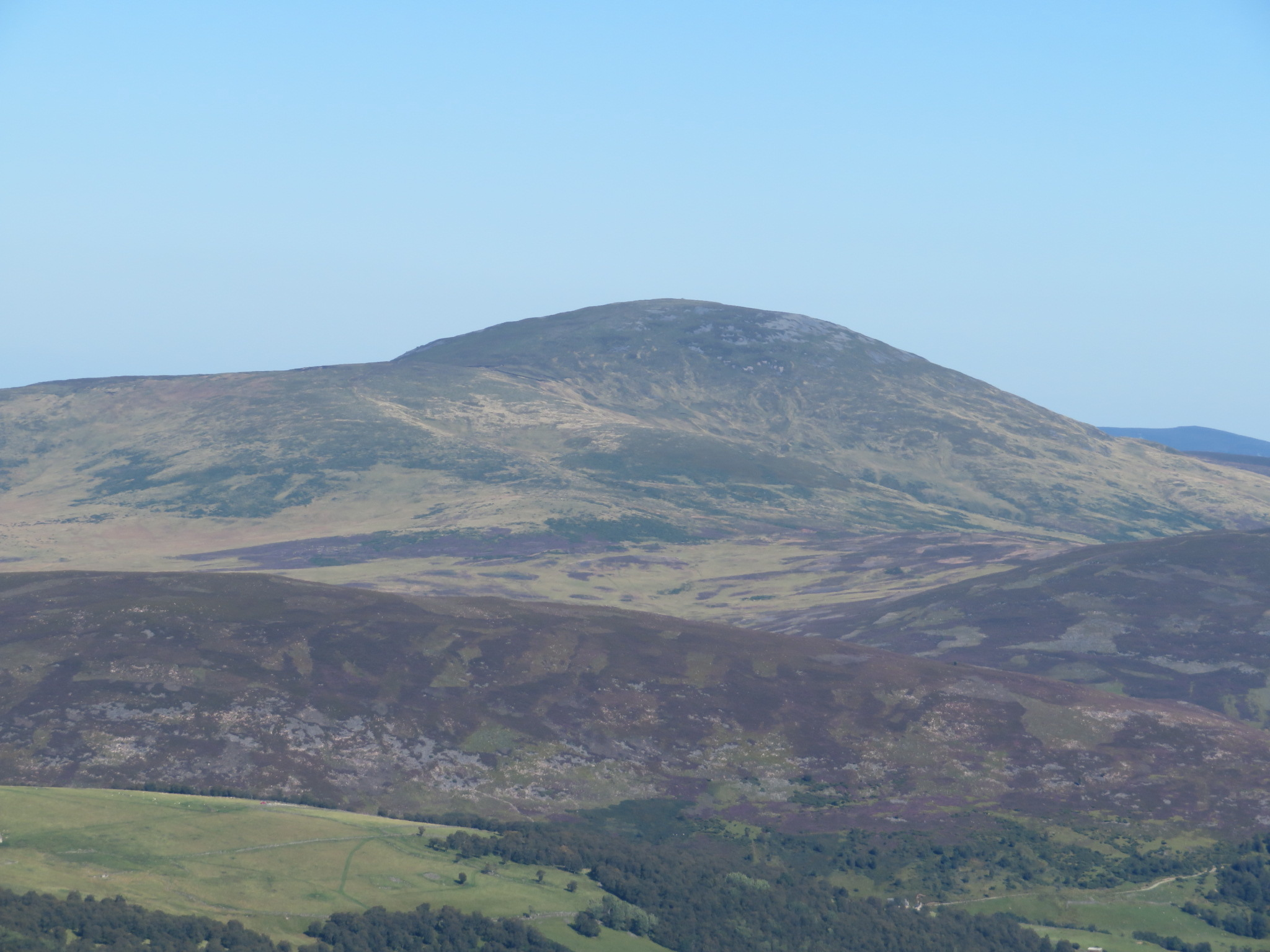 North-east to Morven