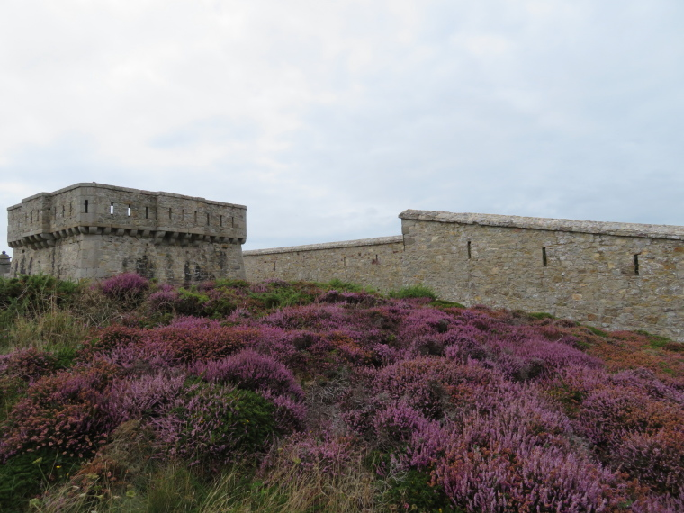 Crozon Peninsula: Vauban fort at north